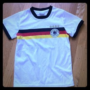 Germany soccer jersey brand NWOT